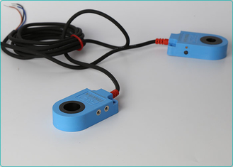 China Mini Metal Detector 12VDC Switch Ring Proximity Sensor For Screw Machine supplier