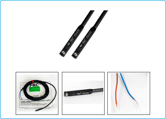 Normally Open Electric Magnetic Proximity Switch 2 wire 3 wire reed switch sensor